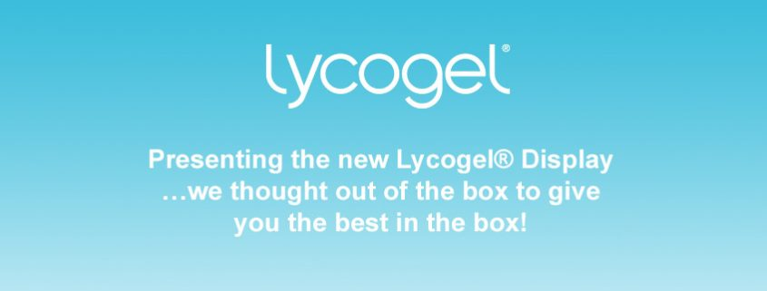 Lycogel Press Release Featured Image SCM Products Inc.