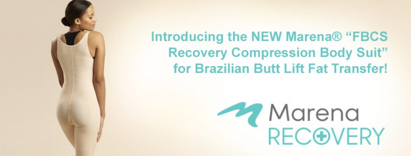 NEW Marena® FBCS Recovery Compression Body Suit